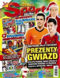 David Villa, Robin van Persie, Wojciech Szczesny on the cover of Bravo Sport (Poland) - December 2011