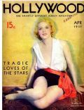 Claudia Dell on the cover of Hollywood (United States) - April 1931