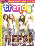 Trendy Magazine [Turkey] (19 May 2008)