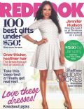 Jennifer Hudson on the cover of Redbook (United States) - December 2012