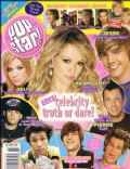 Hilary Duff on the cover of Popstar (United States) - November 2005