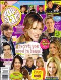 Hilary Duff on the cover of Popstar (United States) - October 2006