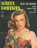 June Allyson on the cover of Screen Romances (United States) - April 1945