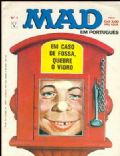 MAD Magazine [Brazil] (July 1974)