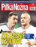 Marek Saganowski on the cover of Pika Nona (Poland) - May 2013