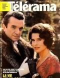 Fanny Ardant on the cover of Telerama (France) - April 1983