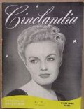 Cinelandia Magazine [United States] (October 1945)