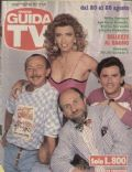 Guida TV Magazine [Italy] (20 August 1989)