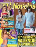 Kate del Castillo on the cover of TV Y Novelas (Mexico) - April 2012