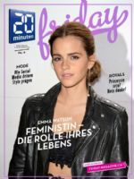 20 Minuten Friday Magazine [Switzerland] (12 February 2016)