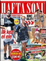 Haftasonu Magazine [Turkey] (20 August 2014)