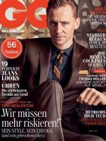 GQ Magazine [Germany] (April 2017)