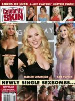 Celebrity Skin Magazine [United States] (May 2007)