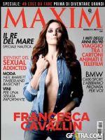 Maxim Magazine [Italy] (November 2012)