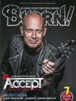 Burrn! Magazine [Japan] (July 2019)