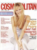 Cosmopolitan Magazine [Germany] (December 1998)