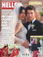 Hello! Magazine [United Kingdom] (17 December 2018)