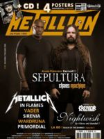 Metallian Magazine [France] (November 2016)