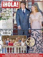 Hola! Magazine [Mexico] (3 August 2015)