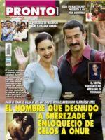 Pronto Magazine [Argentina] (24 November 2015)