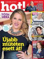 HOT! Magazine [Hungary] (23 November 2017)