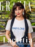 Grazia Magazine [France] (24 August 2018)