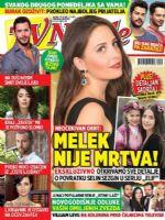 TV Novele Magazine [Serbia] (25 December 2017)