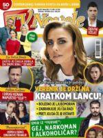 TV Novele Magazine [Serbia] (October 2016)