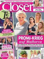 Closer Magazine [Germany] (3 May 2017)