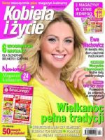 Kobieta i zycie Magazine [Poland] (April 2014)