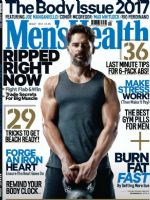 Men's Health Magazine [United Kingdom] (August 2017)