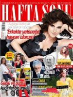 Haftasonu Magazine [Turkey] (13 May 2015)