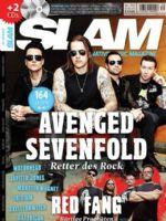 SLAM alternative music magazine Magazine [Germany] (November 2013)