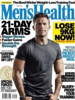 Men's Health Magazine [South Africa] (July 2017)