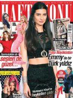 Haftasonu Magazine [Turkey] (3 December 2014)
