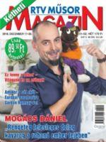 Kétheti RTV Műsormagazin Magazine [Hungary] (17 December 2018)