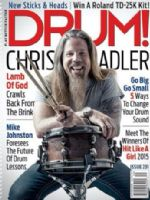 Drum! Magazine [United States] (September 2015)