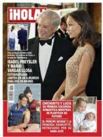 Hola! Magazine [Mexico] (17 June 2015)
