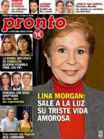 Pronto Magazine [Spain] (24 October 2015)