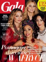 Gala Magazine [Poland] (7 December 2015)