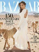 Harper's Bazaar Magazine [United States] (November 2017)