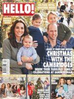 Hello! Magazine [United Kingdom] (24 December 2018)