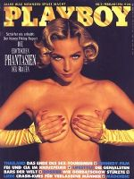 Playboy Magazine [Germany] (February 1992)