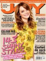 Joy Magazine [Romania] (July 2012)