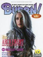 Burrn! Magazine [Japan] (October 2017)