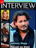 Interview Magazine [Czech Republic] (December 2018)