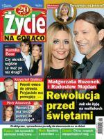 Zycie na goraco Magazine [Poland] (11 December 2014)