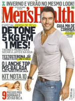 Men's Health Magazine [Brazil] (August 2012)