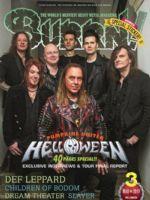 Burrn! Magazine [Japan] (March 2019)