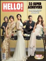 Hello! Magazine [India] (January 2013)